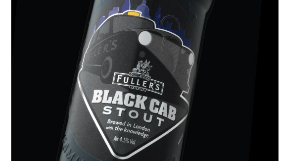 Drinks Packaging Design - Fullers